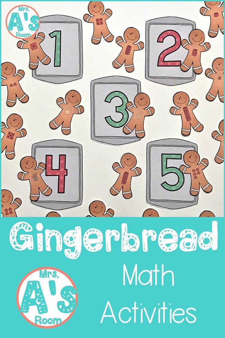 Gingerbread Math Activities Mrs A S Room Gingerbread Math Activities Gingerbread Math Gingerbread Man Preschool [ 1104 x 736 Pixel ]
