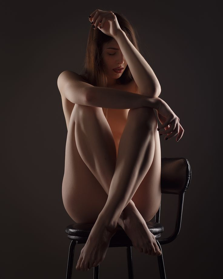 Nudes centerfolds