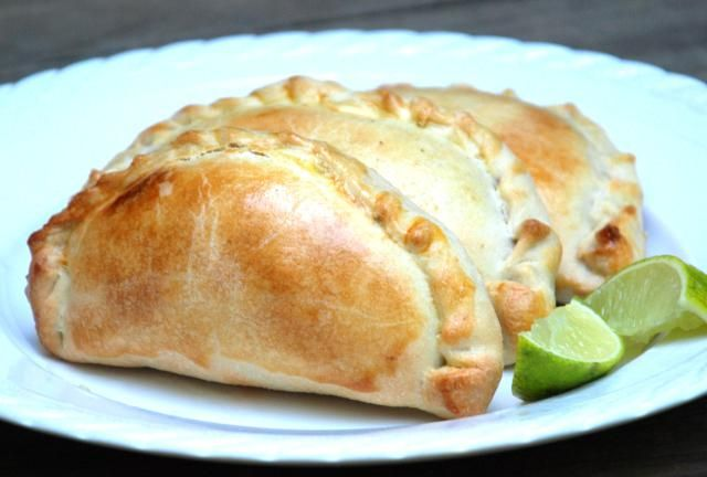 Chicken empanadas are easy and fun to make, and they are excellent for lunch boxes or for a snack on the go.