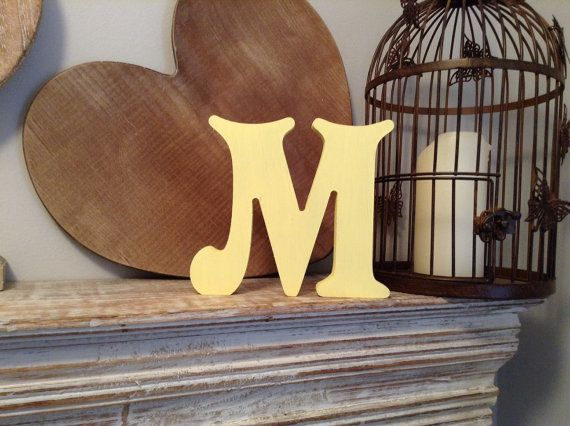 21 best Letter M images on Pinterest | Hand painted, Paint wooden ...