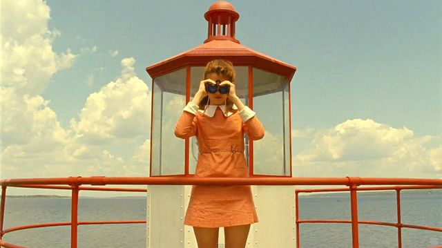 "A lot of great 1960s fashions in the upcoming Wes Anderson movie ""Moonrise Kingdom"""