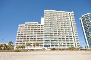 SANDY BEACH RESORT   Myrtle Beach Ocean Front Condos   Myrtle Beach Vacation Rentals