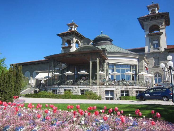This is the venue for TEDxLausanneWomen. It's the Casino de Montbenon in Lausanne. About a 10 min walk from the train station - and absolutely gorgeous gardens.