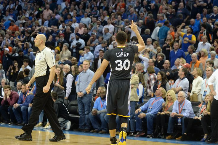 Sports Science's breakdown of Stephen Curry's game-winner is mindblowing.   ESPN's Sports Science broke down Curry's game-winning, 32-footer against the Thunder on Saturday. The science behind that shot is mindblowing.