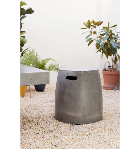 Hive Concrete Industrial Stool For Indoors U0026 Outdoors / Buy It Now At  Schots Melbourne,