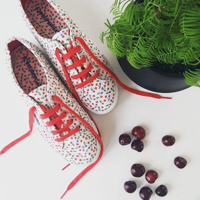#superga #supergagreece #cherries #summer #supergagreececontest #contest #win