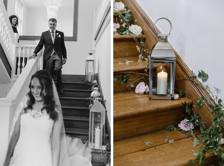 Notley Abbey Wedding.  Flowers by Wild Orchid, photography by Natalie J Weddings