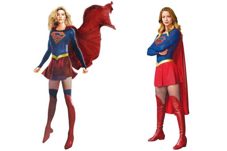 46 Best DIY Supergirl Costume Ideas For TV's Female