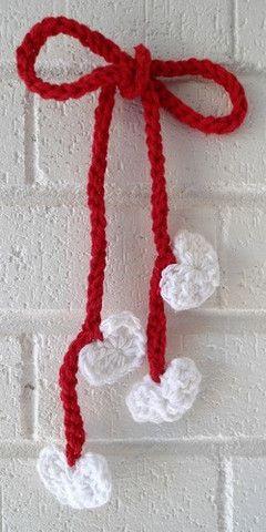 ... HAIR TIE FREE PATTERN Crochet ( numerous crochet patterns