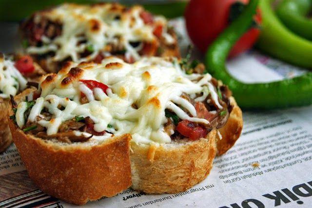 672. Горячие бутерброды
