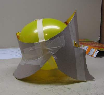 how to make cardboard medieval things - Google Search