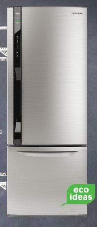 Win a brand new refrigerator full of groceries!