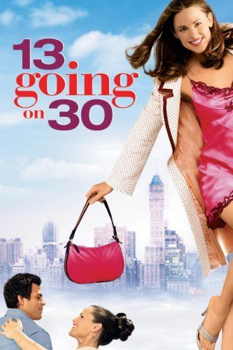 13 Going On 30.  my sister and i used to watch this all the time for movie nights when we were younger. Good times :)