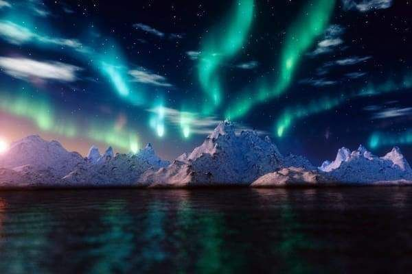 12++ When and where to see the northern lights information