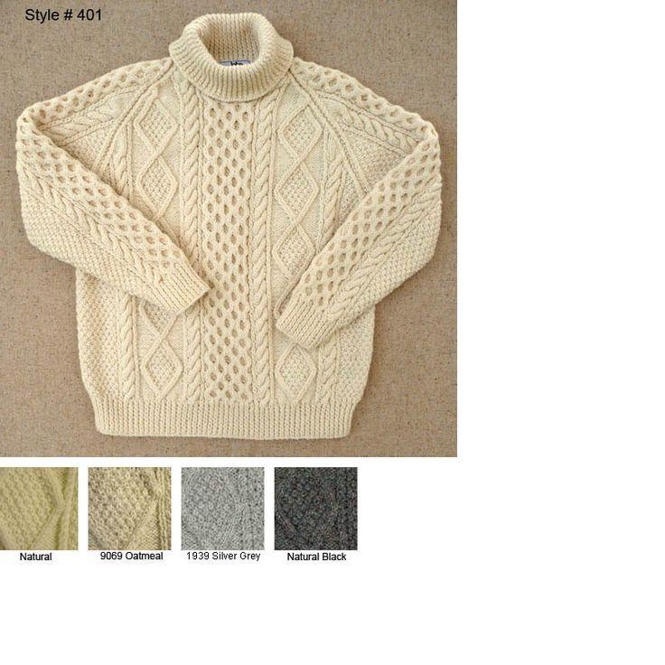 Crochet - Crochet Aran Sweater Patterns | Crochet Wearables ...