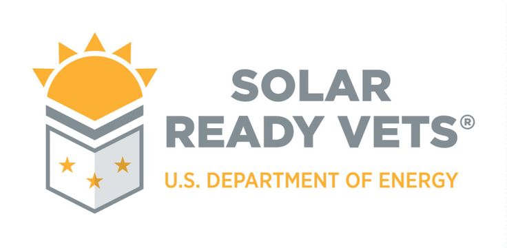 Solar Ready Vets® is a national program that connects transitioning military personnel with solar training and employment opportunities. The program is funded by the U.S. Department of Energy's SunShot Initiative, and in May 2016, The Solar Foundation was selected to lead this program. SolarReadyVeterans.org