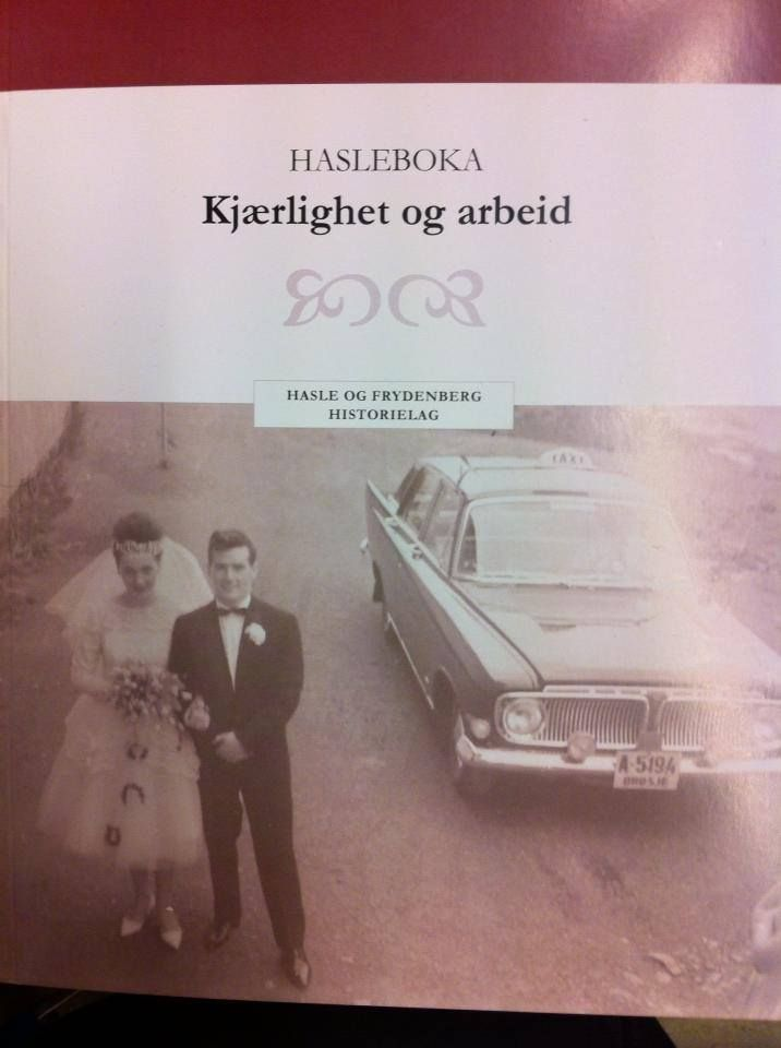 Hasleboka : kjærlighet og arbeid / redaktør: An C. Lindstrøm. Bibsys: http://ask.bibsys.no/ask/action/show?kid=biblio&cmd=reload&pid=133135306