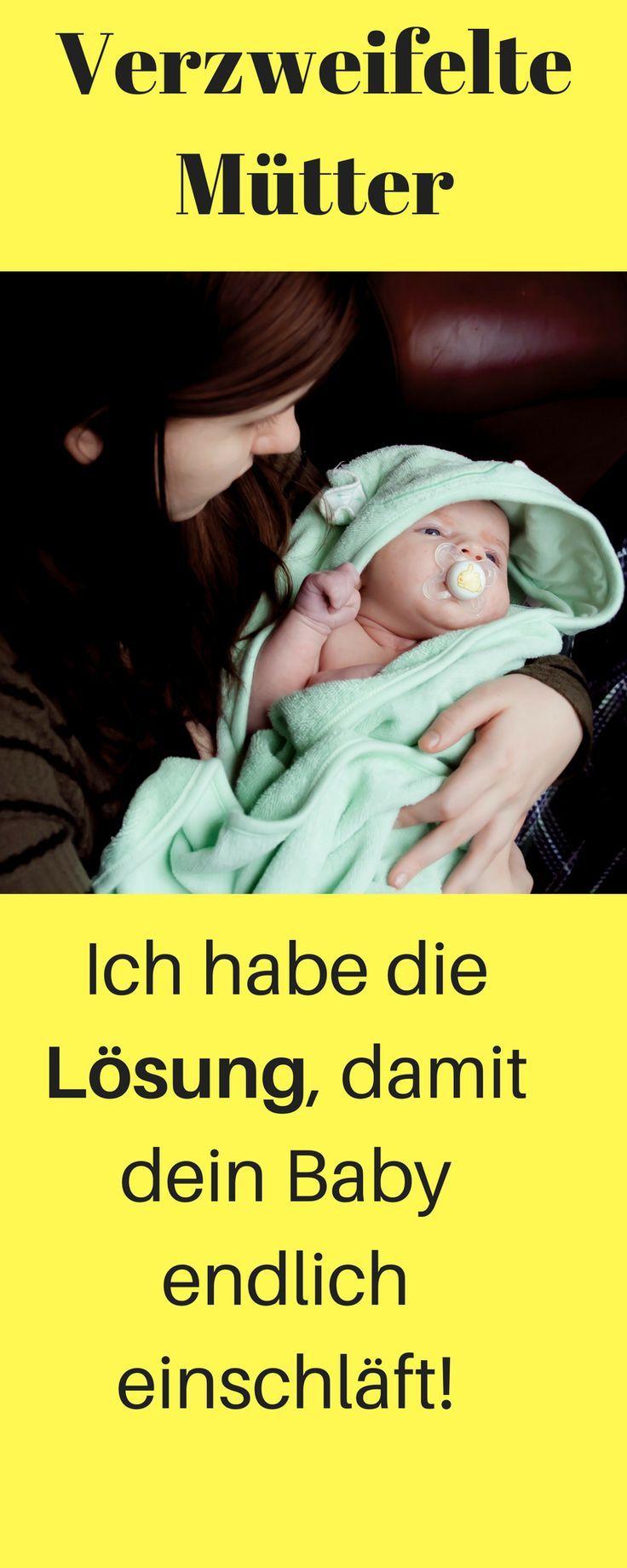 Baby Will Nicht Raus