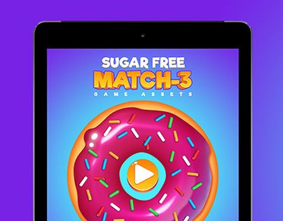 "Check out new work on my @Behance portfolio: ""Sugar Free Match3"" http://be.net/gallery/54962775/Sugar-Free-Match3"