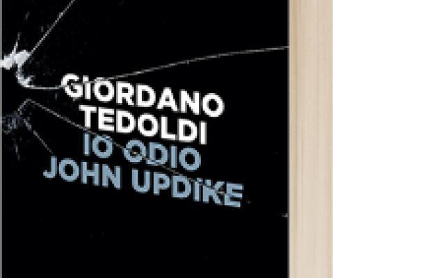 Intervista a Giordano Tedoldi - io odio John Updike All'interno del programma di recupero di libri italiani usciti negli ultimi dieci anni e andati, ingiustamente, fuori produzione, Minimum Fax ha pubblicato di recente una nuova edizione di Io odio Jo #libri #lettura #editoria #letteratura