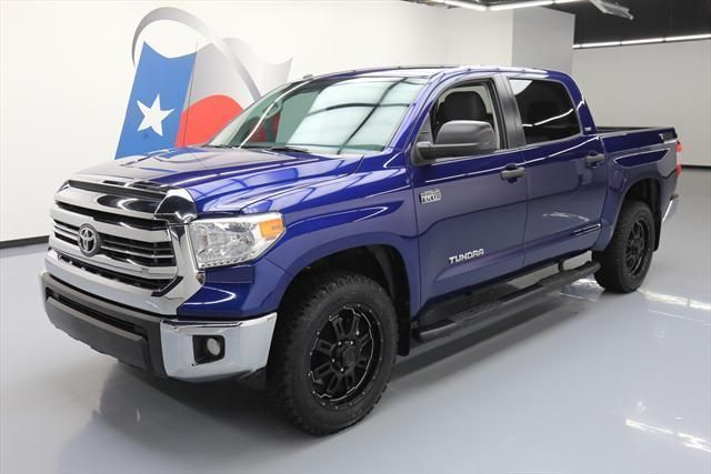 Awesome Amazing 2015 Toyota Tundra 1794 Edition Extended Crew Cab Pickup 4-Door 2015 TOYOTA TUNDRA SR5 CREWMAX 4X4 TSS NAV LEATHER 16K #447544 Texas Direct Auto 2017 2018