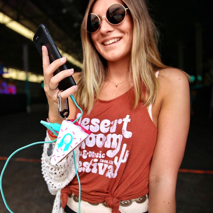 Ready to capture every crazy moment of @coachella weekend 2 with the CAKE ME power bank! #coachella #weekend2 #festival #music #fun #power #cakeme #buqu