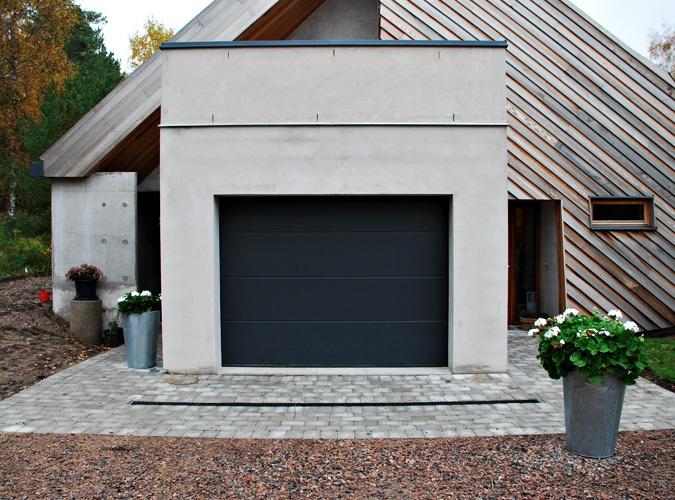 44 best beautiful garage doors images on pinterest for Beautiful garage doors
