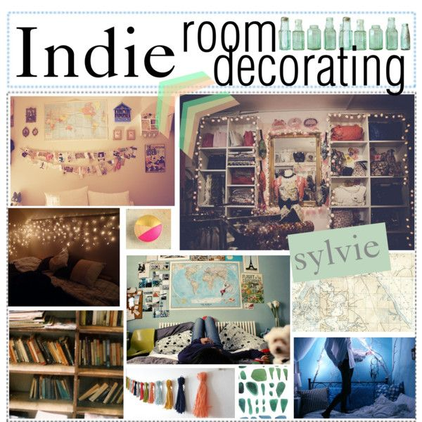 Pin by Treonna on Indie Themed Room | Indie room, Indie ... on Room Decor Indie id=44013
