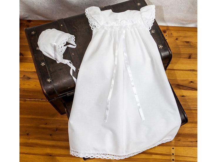 Taufkleidung von Princess Taufkleid von Princess-Taufkleid auf DaWanda.com