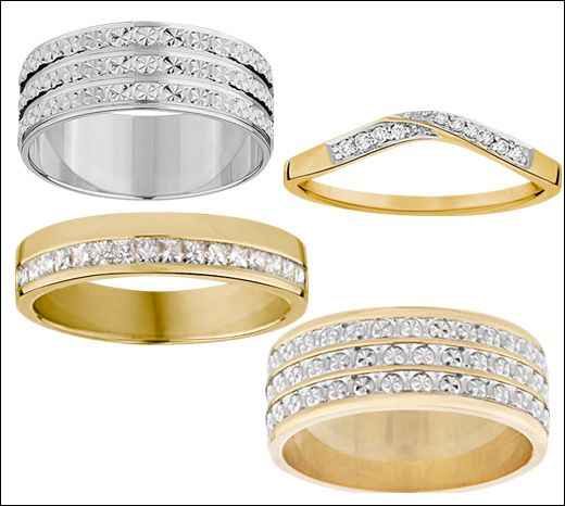 With 20% discount you can choose from the wide collections of stylish wedding rings for your big day at Goldsmiths and celebrate the love you share.