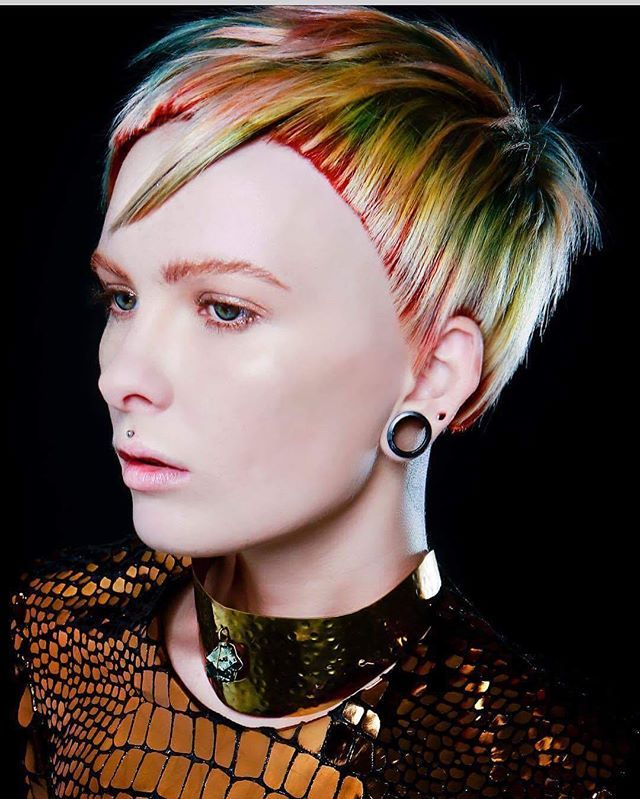 Hair @brodieleerokstar @wellapro_anz @wellaprofessionals #australia #wella…