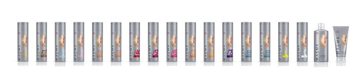 Wella Professionals Magma By Blondor Complete Collection 2015.