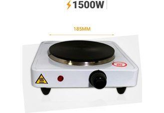 Ηλεκτρική εστία μονή 1500 watt - Ηλεκτρικό μάτι μονό διαμέτρου 18,50 cm για κατσαρόλα - τηγάνι < Ηλεκτρικές εστίες | Clevermarket.gr