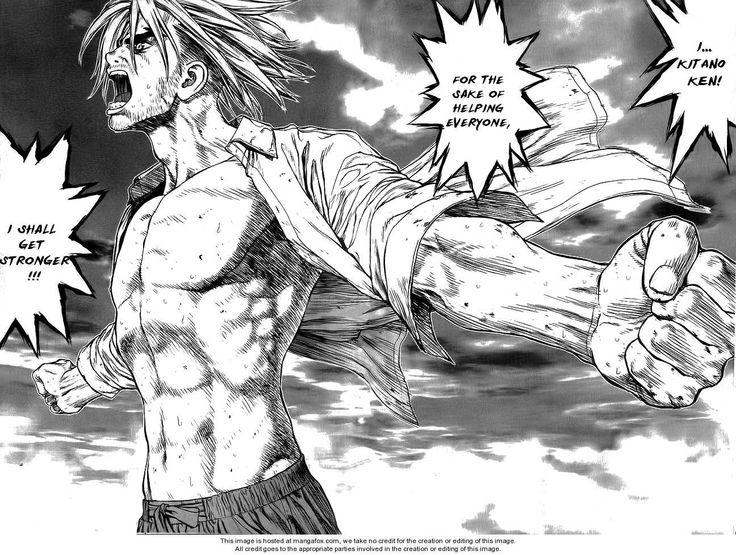 Sun-ken Rock 12: Level 12 at MangaFox.me