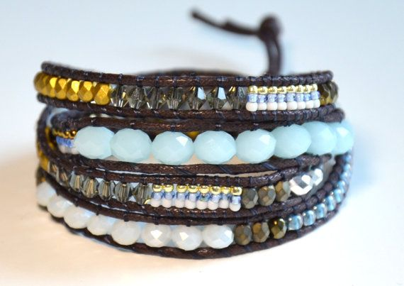 4 Wrap Bracelet