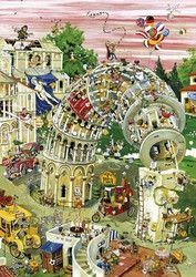 17,12€ Robert Crisp Pisa in Motion 1000 pcs Heye