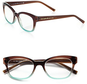 Kate Spade New York Amilia 50MM Square Optical Glasses