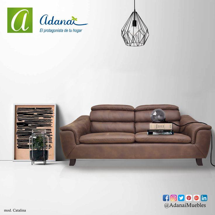 Deja de pensar en el pasado y en el futuro; la vida se vive en el presente.  #FraseDelDia#AdanaiMuebles#Sala#Sofa#Sillon#Confort#Calidad#Innovacion#Diseño