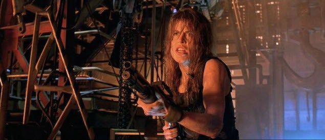 Terminator 6 : Linda Hamilton reprend son rôle de Sarah Connor