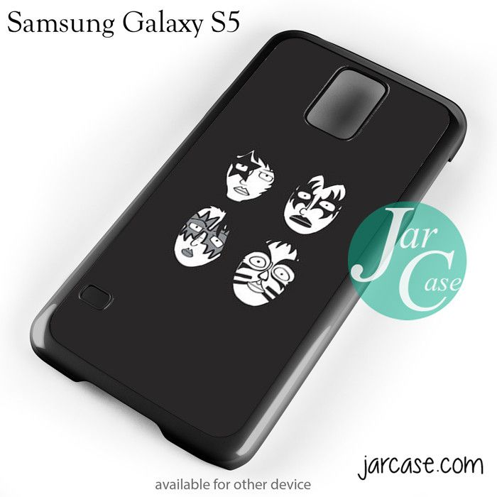 Kiss Mask YG Phone case for samsung galaxy S3/S4/S5