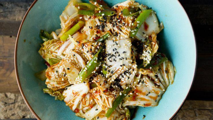 Enkel kimchi