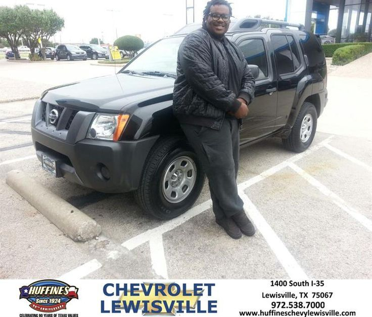 #HappyAnniversary to Kirk Garnett on your 2007 #Nissan #Xterra from Keith Miller at Huffines Chevrolet Lewisville!