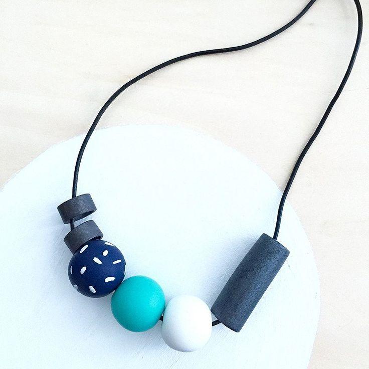 Accent Vault handmade collection - wabi sabi no. 11 necklace
