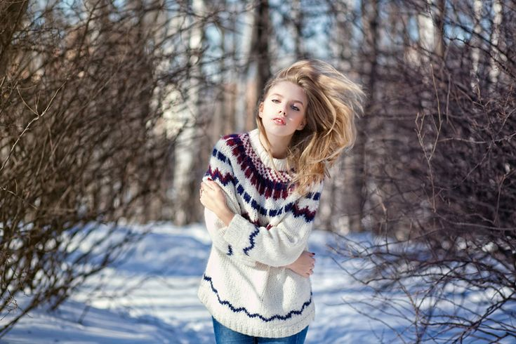 last winter day