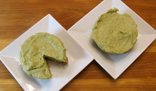 Raw Dessert: Avocado Cheesecake