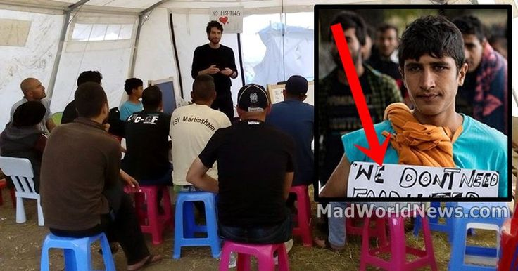 Media Blackout: Translator Warns Of What Muslim Refugees Secretly Plotting