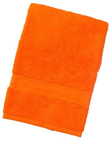 From 5.95 Towelsrus Egyptian 100% Super Soft Cotton 550 Gsm Hand Towel In Orange