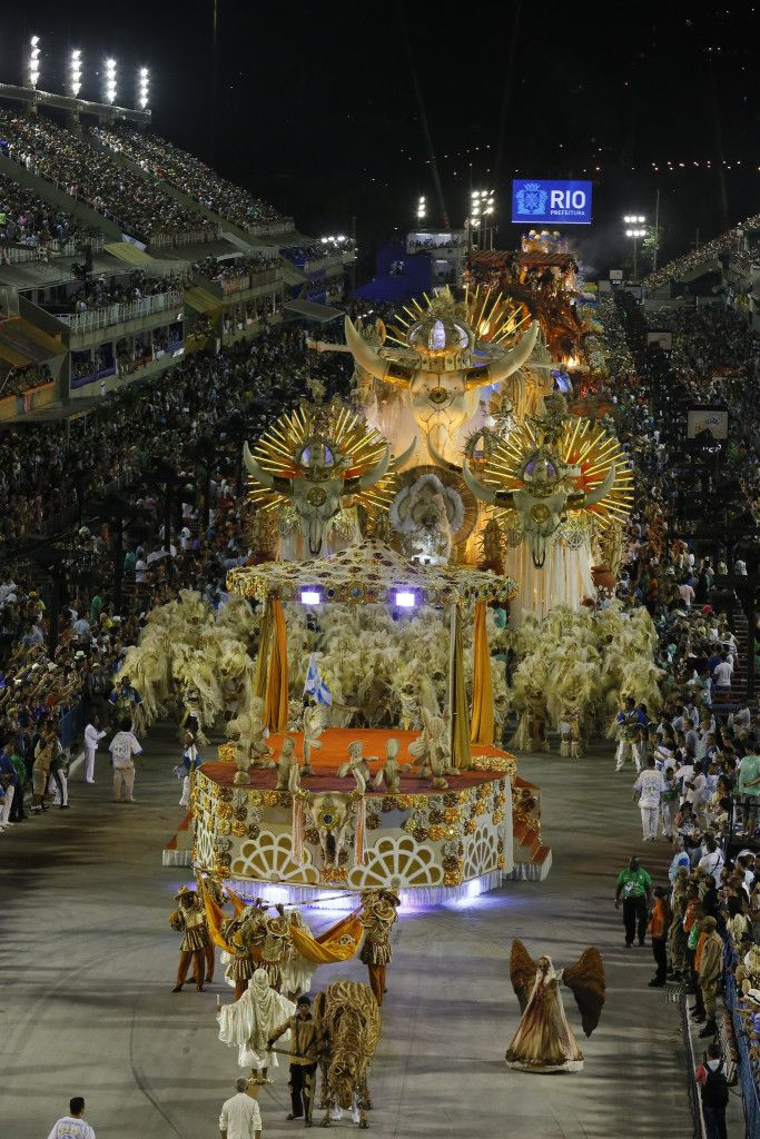 Carnaval 2016 Rio Grupo Especial: Vila Isabel