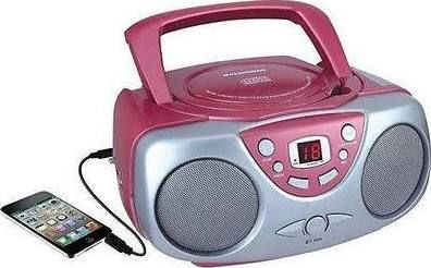 pink cd.player