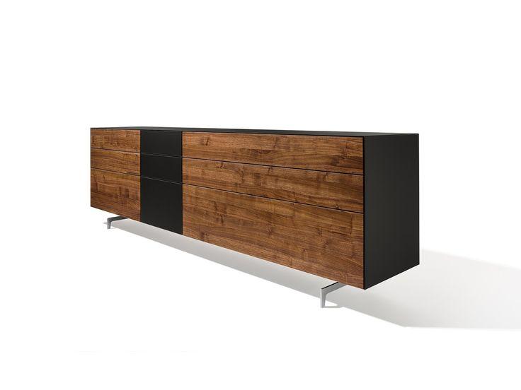 Cubus Pure Sideboard With Drawers By Team 7 Natürlich Wohnen Design Sebastian Desch